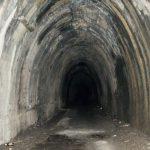 Cadavere nella vecchia galleria tra Vernazza e Corniglia nelle Cinque Terre