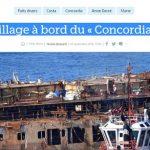 """Costa Concordia – Le Parisienne denuncia """"saccheggio a bordo"""""""