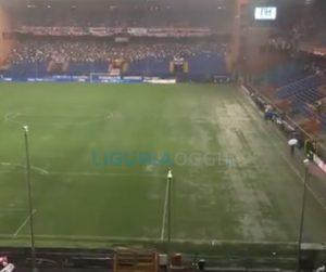 Calcio, Genoa-Fiorentina si recupererà il 15 dicembre
