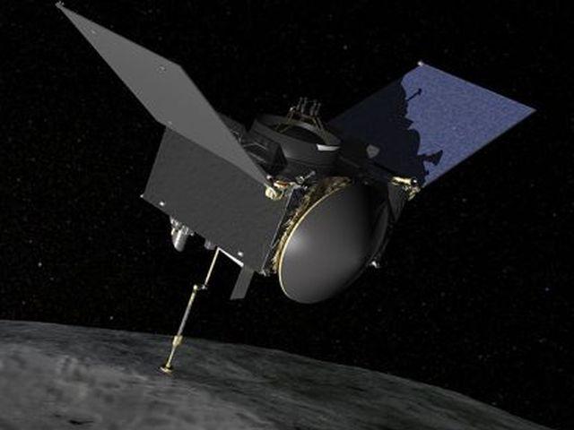 Partita missione Osiris-Rex, riporterà pezzo di asteroide