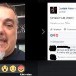 Gioco d'azzardo h24 a Genova – Il comico Daniele Raco denuncia su Facebook