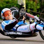 Vittorio Podestà conquista la seconda medaglia d'Oro ligure alle Paralimpiadi