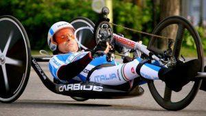 Vittorio Podestà medaglia d'oro a Rio2016