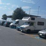 Voltri – Tornano i camper e divampano le proteste