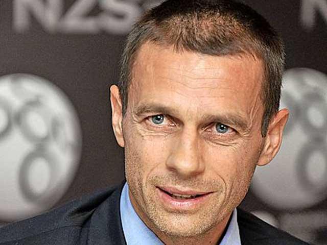 L'Uefa ha un nuovo presidente: eletto Aleksander Ceferin