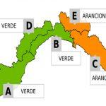 """Liguria, cessata allerta sul Centro-Ponente. Livello """"arancione"""" sul Levante sino alle 15"""