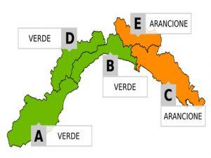 Liguria, cessata allerta sul Centro-Ponente