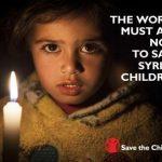 Siria – Bambini affamati cercano di togliersi la vita