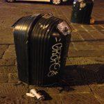 Genova, cassonetti blindati nel centro storico per il Congresso eucaristico