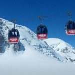 Courmayeur – Ancora 16 persone bloccate sulla Panoramique Mont Blanc