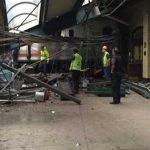 Usa – Treno si schianta contro stazione: si temono diverse vittime
