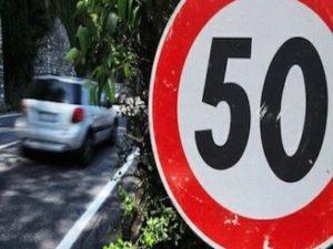 Genova, la provinciale 9 di Crocefieschi cambia limiti di velocità