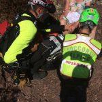 Bonassola, turista accusa malore durante escursione. Intervento del Soccorso Alpino