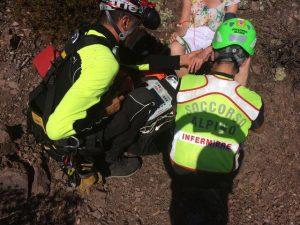 Bonassola, turista accusa malore durante escursione