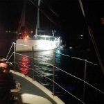 Palmaria, Vigili del Fuoco soccorrono imbarcazione