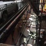 Genova – Crolla muro in via D'Albertis, evacuati 4 appartamenti