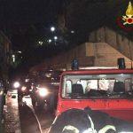 Borgoratti – Incendio nella notte in appartamento di via Tanini