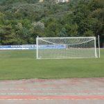 Maltempo in Liguria, palo della luce frana sul campo d'allenamento della Sampdoria