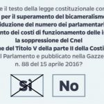 Referendum – Scontro tra Pippo Rossetti (PD) e Alice Salvatore (M5S) a Certosa