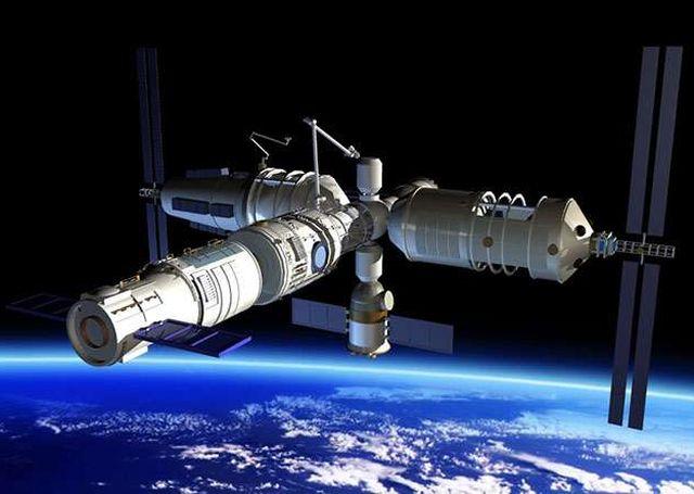 Stazione spaziale Tiangong cade nel Pacifico
