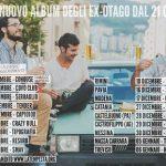 Marassi in tour in tutta Italia con gli ex Otago