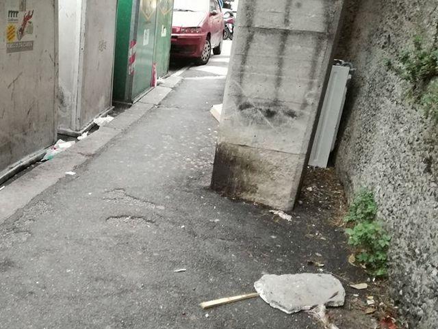 Maltempo in Liguria - Temporali e allerta gialla a Genova