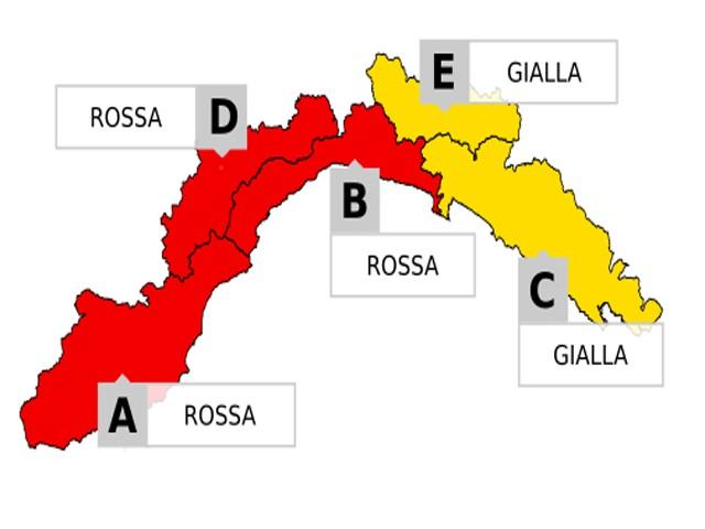 Maltempo Liguria, a Ventimiglia scuole chiuse anche venerdì 25 novembre