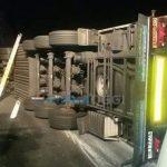 Incidente sull'Autostrada A10 Genova Ventimiglia – Chiusa tra Arenzano e Voltri