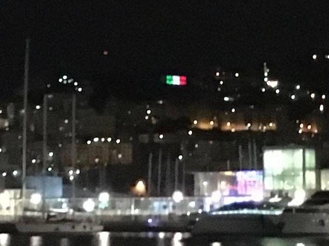 Maltempo in Liguria - Scatta l'allerta arancione sino alle 15