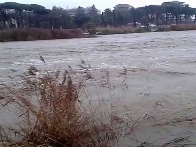 Genova - Quattro famiglie sfollate a causa del maltempo