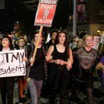 Trump – Quarta notte di proteste, nuovi scontri a Portland