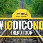 #IODICONOTOUR – Il treno per la Costituzione del M5S arriva a Genova e Savona