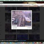 Genova – Pioggia e vento, traffico in tilt