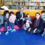 Biblioteca De Amicis, inaugurato oggi il nuovo Spazio Morbido
