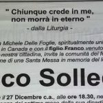 Ndrangheta – Cancellata la messa in suffragio per il Boss a Grumo Appula