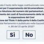 Referendum – Prime schede scrutinate in Liguria confermano exit poll, No al 60%