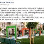 La Spezia – Regazzoni: Sgarbi sta usando piazza Verdi per farsi pubblicità