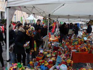 Rigiocattolo - A Genova torna il regalo solidale di Sant'Egidio