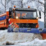 Allerta Neve a Genova e provincia sino alle 12 di oggi