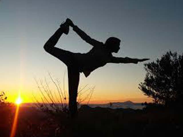 Yoga Day a Genova