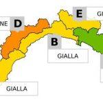 Maltempo in Liguria – Allerta per possibili nevicate sino alle 15