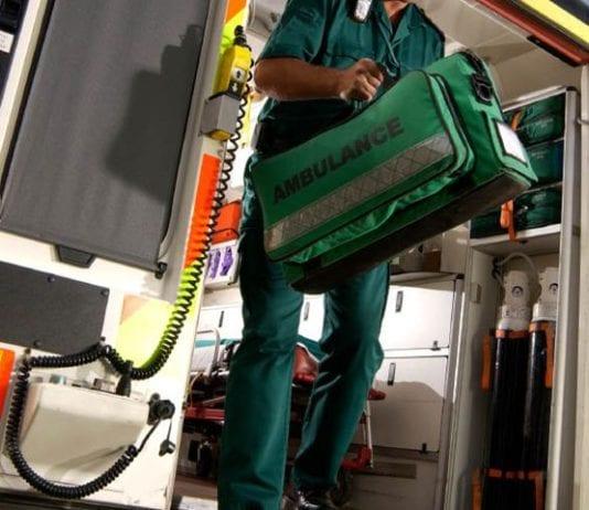 ambulanza interno operatore