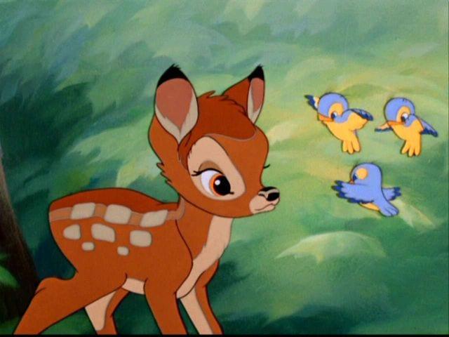 Bambi - Morto Tyron Wong, il disegnatore Disney