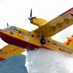 Incendi in Liguria, fronte di 10 km a Colle d'Oggia