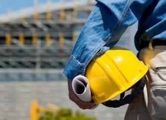 cantier edile, operaio, costruzione