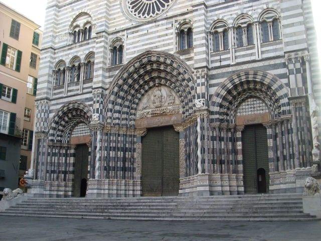 san lorenzo cattedrale Genova