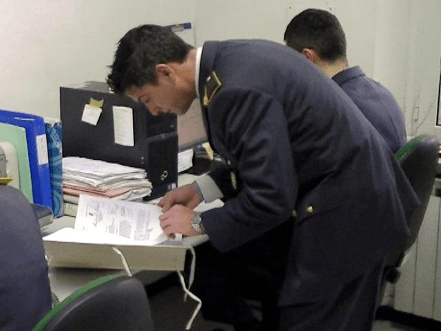 Guardia di Finanza controlli