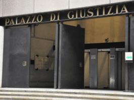 palazzo di Giustizia genova