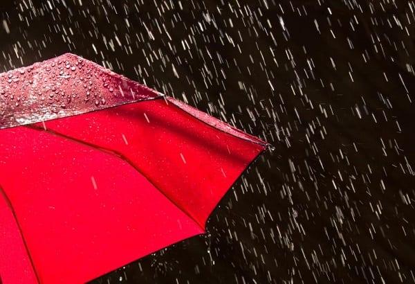 pioggia, ombrello