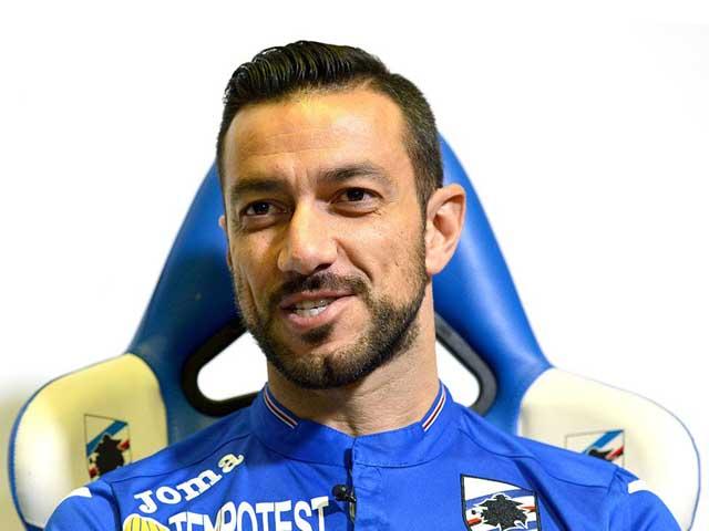 """Ufficiale: Quagliarella rinnova con la Sampdoria fino al 2019"""""""